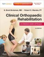 Clinical Orthopaedic Rehabilitation (ebook)