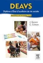 DEAVS. Diplôme d'État d'auxiliaire de vie sociale (ebook)