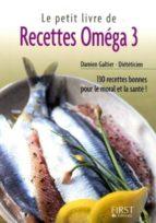 Le Petit Livre de - Recettes Oméga 3 (ebook)