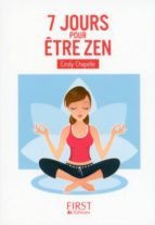 Petit Livre de - 7 jours pour être zen (ebook)