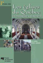 Les églises du Québec (ebook)