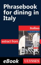 Phrasebook for dining in Italy (ebook)