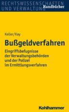 Bußgeldverfahren (ebook)