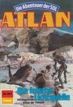 Atlan 661: Die falsche Lichtquelle (Heftroman) (ebook)