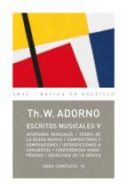 Escritos musicales V (ebook)
