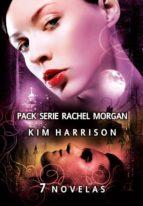 Pack Rachel Morgan (ebook)
