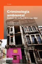 Criminología ambiental (ebook)
