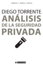 Análisis de la seguridad privada (ebook)