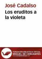 Los eruditos a la violeta  (ebook)
