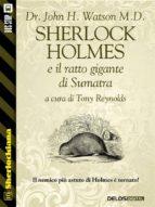 Sherlock Holmes e il ratto gigante di Sumatra (ebook)