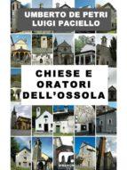 Chiese e oratori dell'Ossola (ebook)