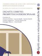Dignità e diritto: prospettive interdisciplinari (ebook)