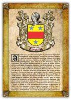Apellido Zurutuza / Origen, Historia y Heráldica de los linajes y apellidos españoles e hispanoamericanos