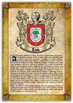 Apellido Losa / Origen, Historia y Heráldica de los linajes y apellidos españoles e hispanoamericanos