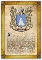 Apellido Nofuentes / Origen, Historia y Heráldica de los linajes y apellidos españoles e hispanoamericanos