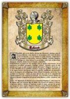 Apellido Rebozo / Origen, Historia y Heráldica de los linajes y apellidos españoles e hispanoamericanos