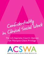 Confidentiality In Clinical Social Work