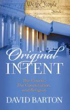 Original Intent (ebook)