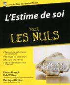 L'Estime de soi pour les Nuls (ebook)