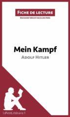 Mein Kampf d'Adolf Hitler (Fiche de lecture) (ebook)