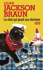 Le chat qui jouait aux dominos (ebook)