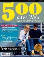 500 sites Web pour réussir à l'école (2008-2009) (ebook)