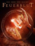 Das Erbe der Macht - Band 4: Feuerblut (Urban Fantasy) (ebook)