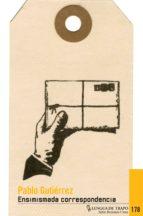 ENSIMISMADA CORRESPONDENCIA (ebook)