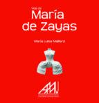 VIDA DE MARÍA DE ZAYAS