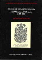 Sinforiano López Aliá (1780-1815) (ebook)
