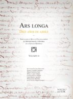 Ars Longa II (ebook)