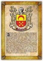 Apellido Salvatierra / Origen, Historia y Heráldica de los linajes y apellidos españoles e hispanoamericanos