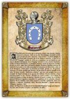 Apellido Satorras / Origen, Historia y Heráldica de los linajes y apellidos españoles e hispanoamericanos