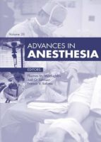 Advances in Anesthesia (ebook)