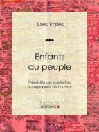Enfants du peuple (ebook)
