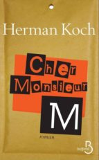 Cher monsieur M. (ebook)