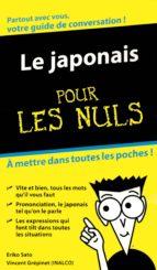 Le Japonais - Guide de conversation Pour les Nuls (ebook)
