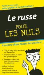 Le Russe - Guide de conversation Pour les Nuls (ebook)
