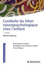 Conduite du bilan neuropsychologique chez l'enfant (ebook)