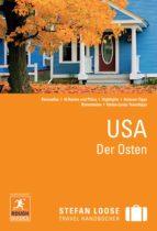Stefan Loose Reiseführer USA, Der Osten (ebook)