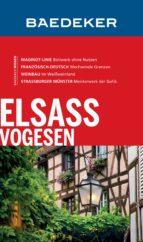 Baedeker Reiseführer Elsass, Vogesen (ebook)