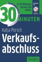 30 Minuten Verkaufsabschluss (ebook)