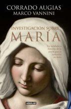 Investigación sobre María (ebook)