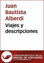 Viajes y descripciones (ebook)