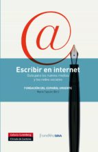 Escribir en internet (ebook)