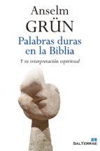 PALABRAS DURAS EN LA BIBLIA (ebook)