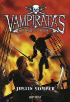 Sangre de capitán (Vampiratas 3) (ebook)