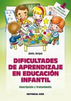 Dificultades de aprendizaje en Educacion Infantil (ebook)