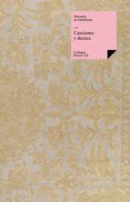 Canciones y decires (ebook)