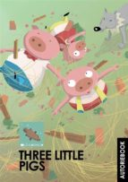 Three little pigs (ebook)